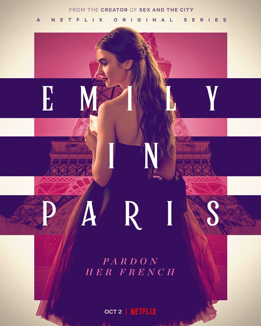 3 looks d'Emily in paris, version seconde main