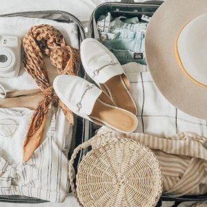 Challenge : ma valise d'été responsable / a sustainable summer luggage (Fr/En)