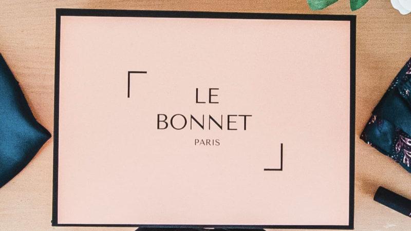 Pause self care : Le Bonnet Paris / Selfcare pause with Le Bonnet Paris