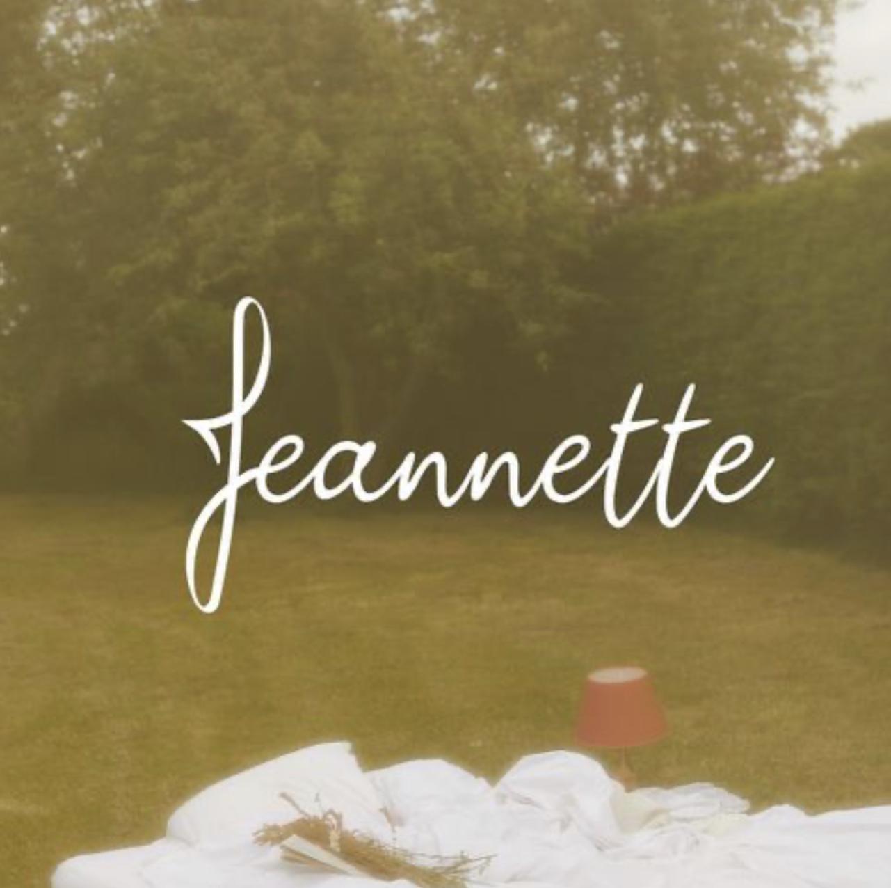 Journée shopping de seconde main : / Introducing : Jeannette shop